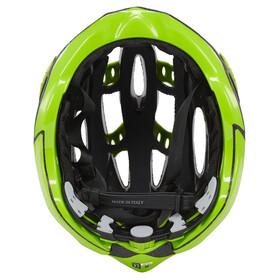 Kask Vertigo 2.0 Helm schwarz/grün
